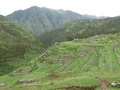 Ruinas de Chinchero