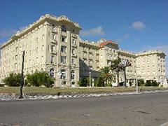 Hotel Argentino en Piriápolis