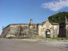 La fortaleza de Ilha do Mel