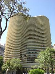 Edificio Niemeyer Belo Horizonte