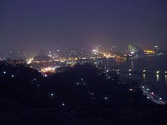 Hangzhou de noche