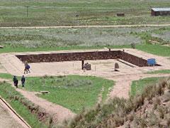 Ruinas deTiwanaku