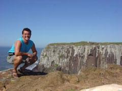 En los acantilados de Torres