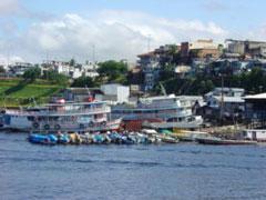 Puerto de Manaos