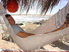 Relax en Cabo Polonio