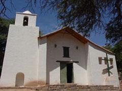 Iglesia S. XVII Purmamarca