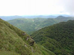Vista desde el Cerro La Mina