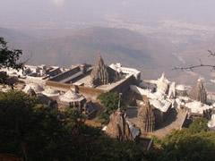 Panorámica templos Girnar
