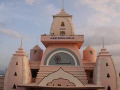 El memorial de Ghandi