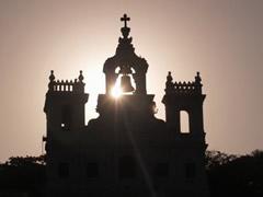Iglesia de la Inmaculada Concepción en Panaji
