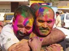 United Colors of Holi