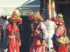 Aguadores de Marrakech
