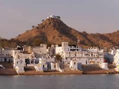 Los ghats de Puskhar