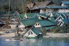 26 de diciembre de 2004. Foto cortesía de Hi Phi Phi