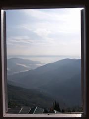 Una habitación con vistas en Darjeeling