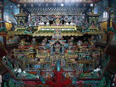 La morada de Guru Rimpoche en Pemayangtse.