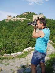 El fotógrafo fotografiado