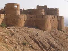 Bastiones del fuerte
