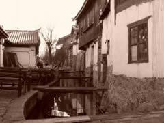 Puentes en Lijiang.