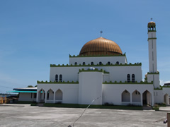 Mezquita de Semporna