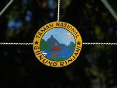 Entrada al Parque Nacional Rinjani desde Senaru.