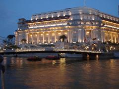 El hotel Stamford, el mejor de Singapur