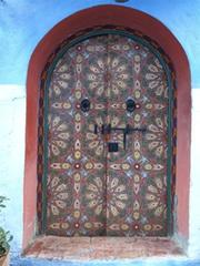 Puerta hotel Goa
