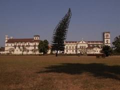 Iglesias Vieja Goa, Patrimonio Humanidad UNESCO