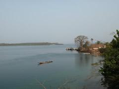 Isla Bubaque en Bijagos