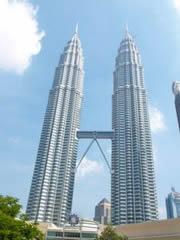 Las Petronas, el símbolo de KL.