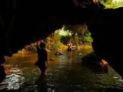 Cuevas en Muang Ngoi