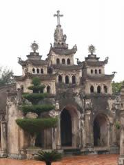 Ninh Binh. Catedral de Piedra