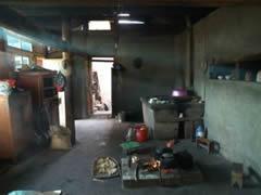 La cocina/salón/comedor