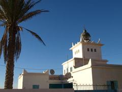 El faro de Sidi Ifni