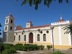 Iglesia de San Cristobal en Río Caribe