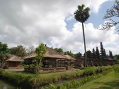 El templo Taman Ayun