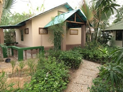 El acogedor camping Sukuta