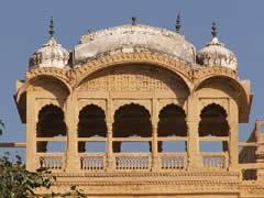 Una haveli de Jaisalmer