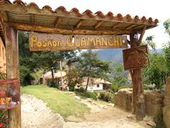 Posada Guamanchi en Los Nevados