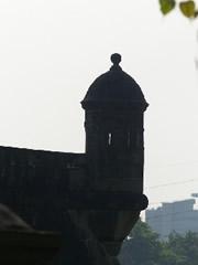Garita de las murallas de Manila