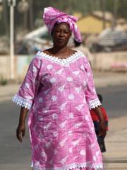 Una mami africana