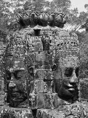 Los rostros de Bayón