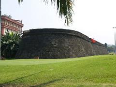 Las murallas de Manila Intramuros