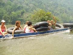 Camino del tubing
