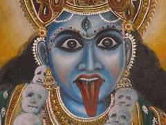 Kali, la diosa de la destrucción