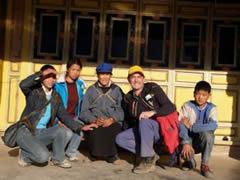 Mi familia china