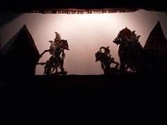 Espectáculo marionetas de sombras