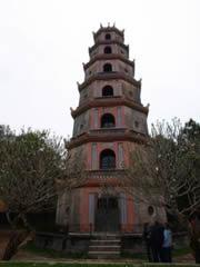 La pagoda octogonal