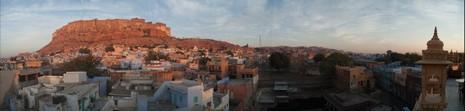 Panorámica Olympus de Jaisalmer