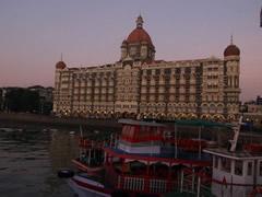 El hotel Taj